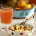Cum se germineaza graul si o idee de mic dejun sanatos