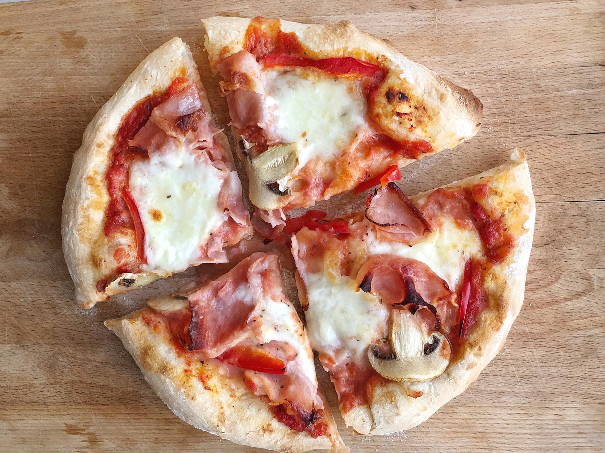 Retete cu aluat de pizza